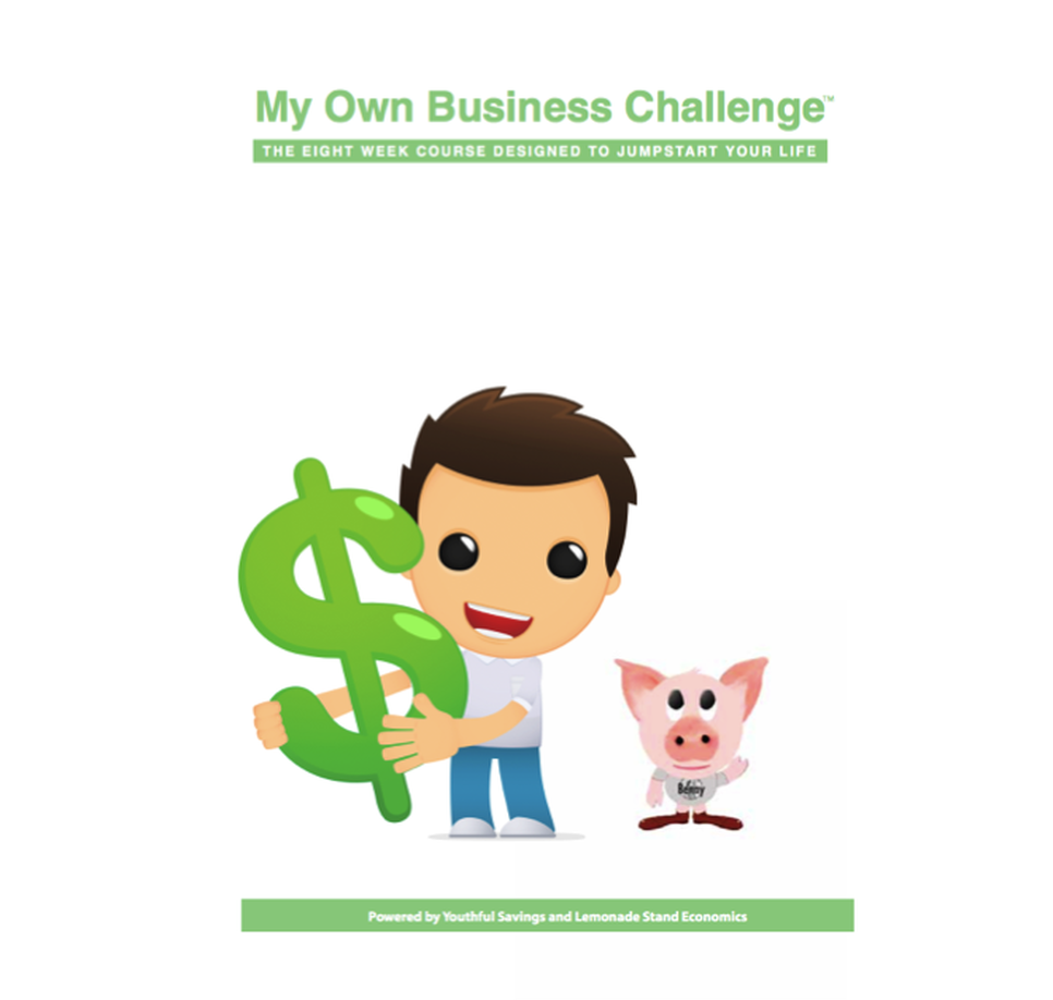 My Own Business Challenge - Youthful Savings